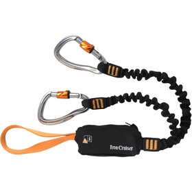 Black Diamond Iron Cruiser Via Ferrata Set dark slate